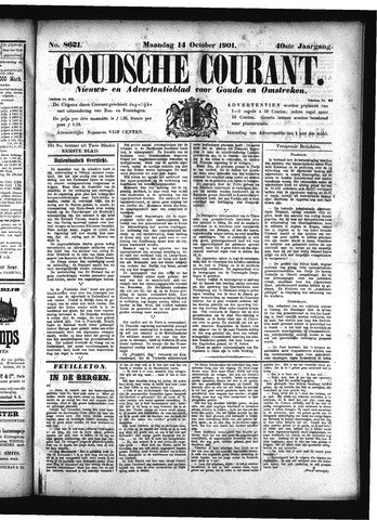 Goudsche Courant 1901-10-14