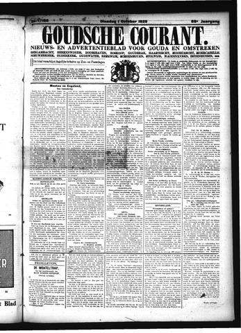 Goudsche Courant 1929-10-01