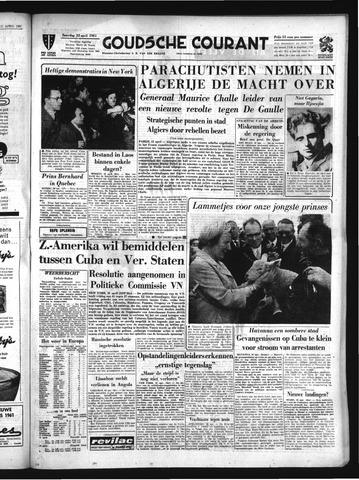 Goudsche Courant 1961-04-22