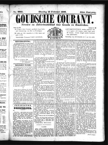 Goudsche Courant 1906-02-13