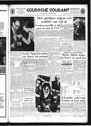 Goudsche Courant 1963-06-20