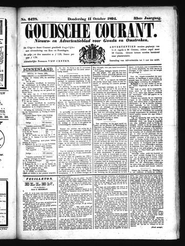Goudsche Courant 1894-10-11