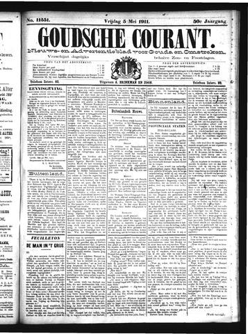 Goudsche Courant 1911-05-05