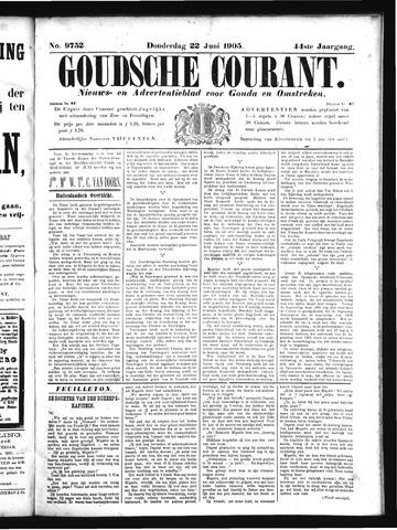 Goudsche Courant 1905-06-22
