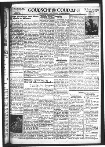 Goudsche Courant 1943-08-25