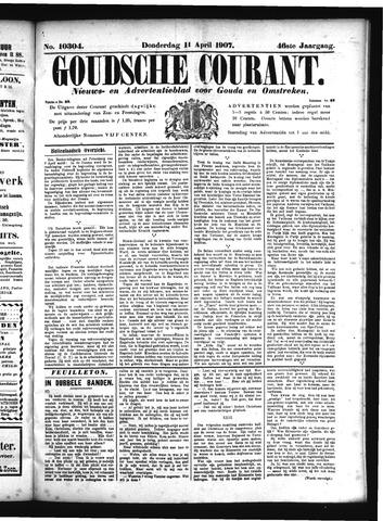 Goudsche Courant 1907-04-11