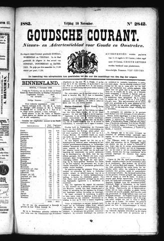 Goudsche Courant 1882-11-10