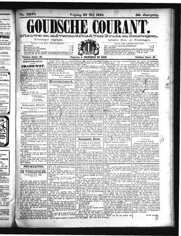 Goudsche Courant 1913-05-23