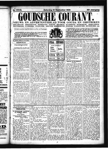 Goudsche Courant 1925-09-12