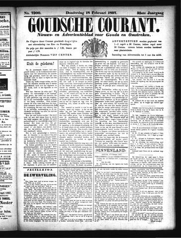 Goudsche Courant 1897-02-18