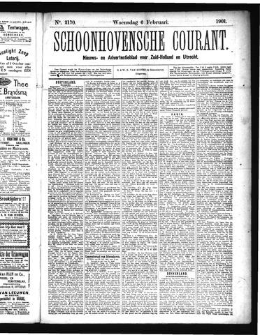 Schoonhovensche Courant 1901-02-06