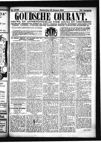 Goudsche Courant 1925-01-29