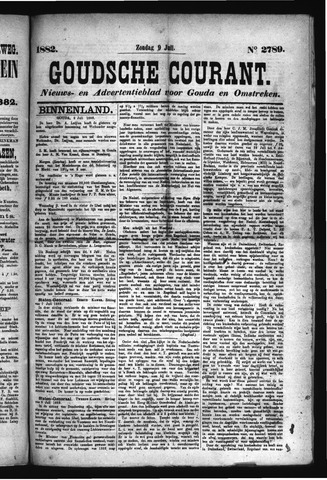 Goudsche Courant 1882-07-09