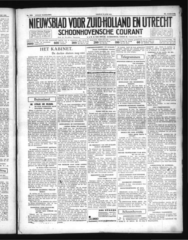 Schoonhovensche Courant 1937-06-18
