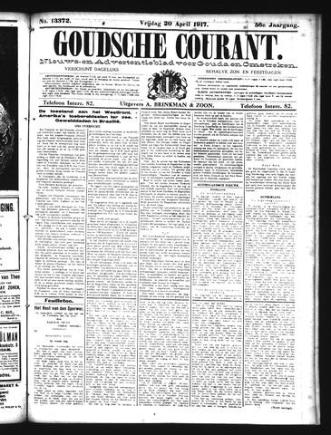 Goudsche Courant 1917-04-20