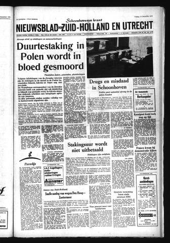 Schoonhovensche Courant 1970-12-18