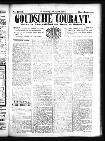 Goudsche Courant 1907-04-24
