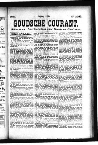 Goudsche Courant 1884-05-23