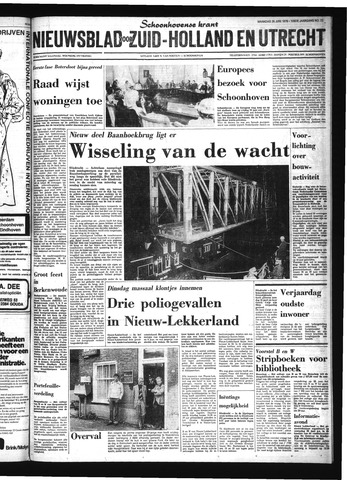 Schoonhovensche Courant 1978-06-26