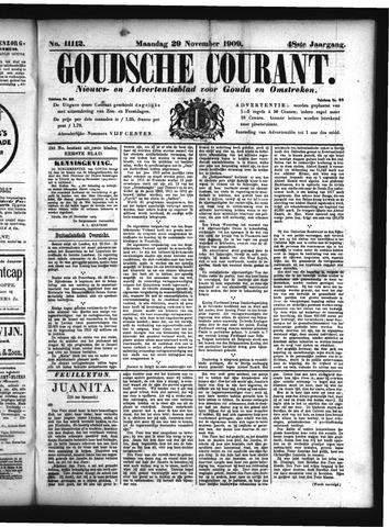 Goudsche Courant 1909-11-29