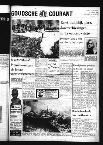 Goudsche Courant 1969-02-08