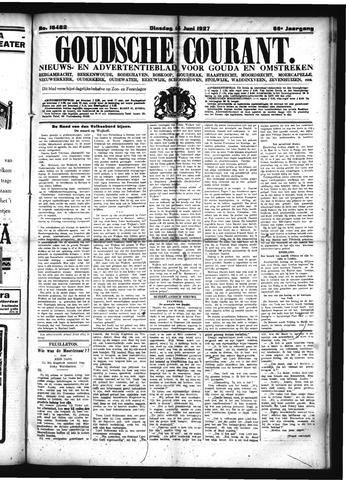 Goudsche Courant 1927-06-14