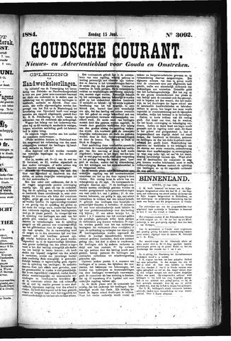 Goudsche Courant 1884-06-15