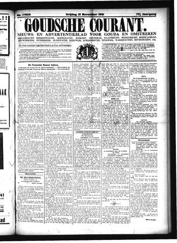 Goudsche Courant 1931-11-13