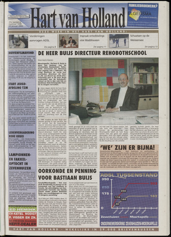 Hart van Holland 2003-01-29