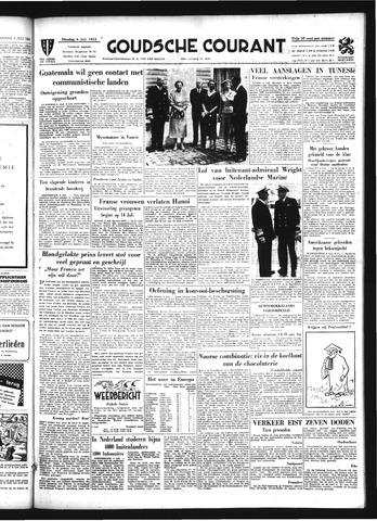 Goudsche Courant 1954-07-06