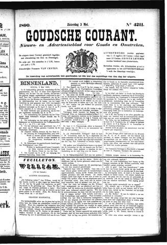 Goudsche Courant 1890-05-03