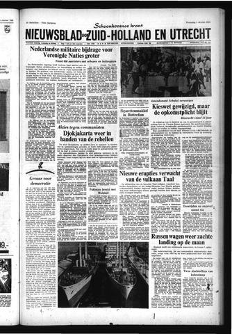 Schoonhovensche Courant 1965-10-06