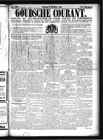 Goudsche Courant 1931-10-16