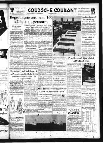 Goudsche Courant 1957-06-14
