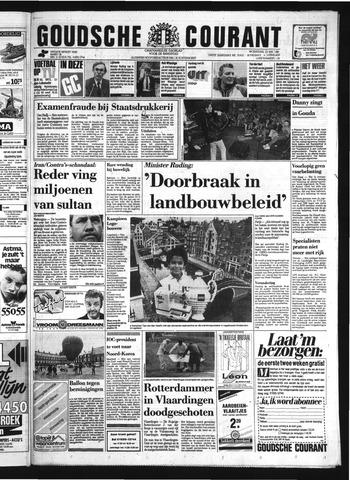 Goudsche Courant 1987-05-13