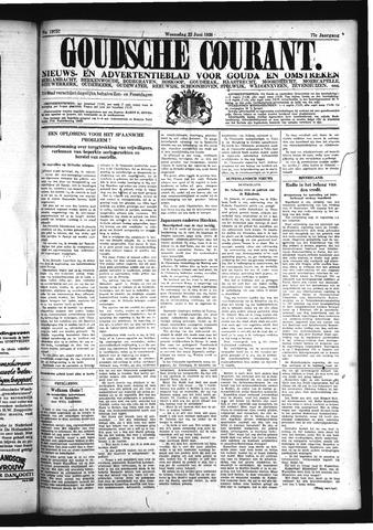 Goudsche Courant 1938-06-22