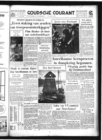 Goudsche Courant 1962-04-26