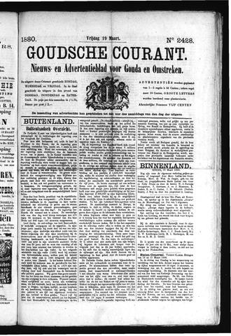 Goudsche Courant 1880-03-19