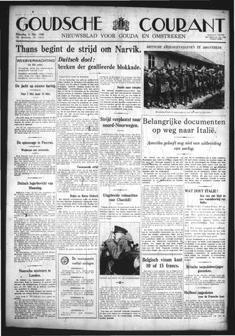Goudsche Courant 1940-05-06