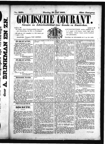 Goudsche Courant 1903-07-28