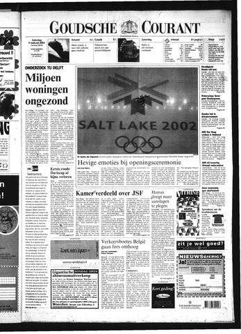 Goudsche Courant 2002-02-09