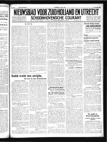 Schoonhovensche Courant 1940-06-12