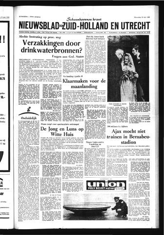 Schoonhovensche Courant 1969-05-28