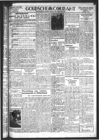 Goudsche Courant 1943-06-09