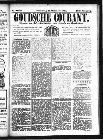 Goudsche Courant 1910-12-22