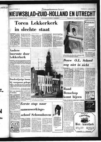 Schoonhovensche Courant 1975-01-31