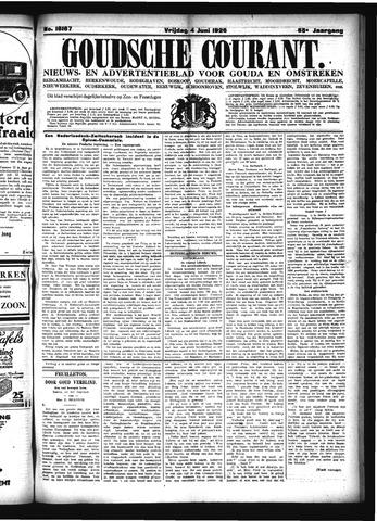 Goudsche Courant 1926-06-04