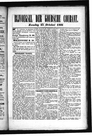 Goudsche Courant 1881-10-25