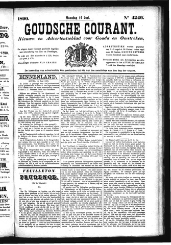 Goudsche Courant 1890-06-16