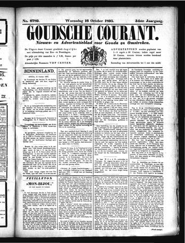 Goudsche Courant 1895-10-16